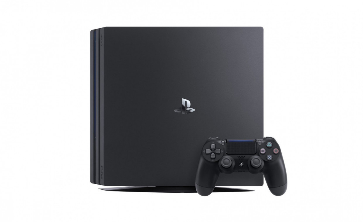 Gaming consoles for rent, SONY PlayStation 4 Pro (PS4 Pro) 1TB rent, Kaunas
