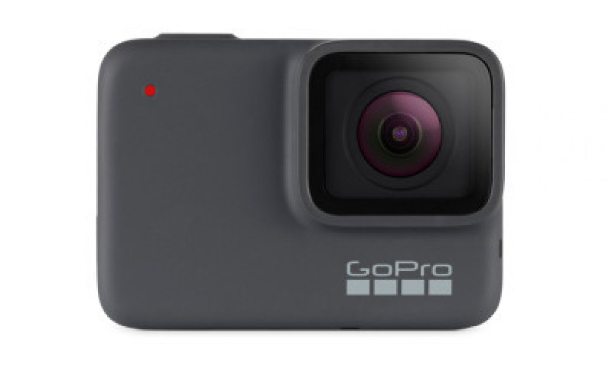 GoPro and action cameras for rent, GoPro HERO7 rent, Druskininkai