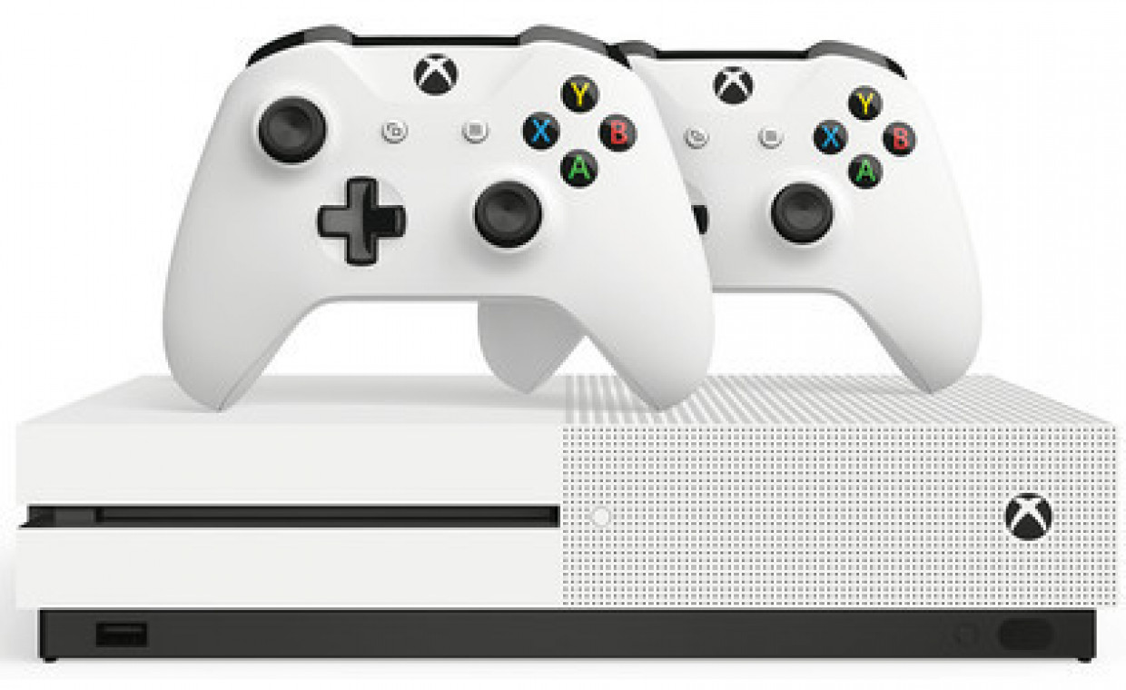 Gaming consoles for rent, MICROSOFT XBOX ONE S rent, Kaunas