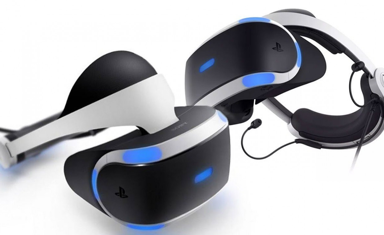 Gaming consoles for rent, Sony Playstation VR V2, kamera, PS Move rent, Vilnius