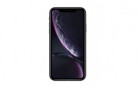 APPLE iPhone XR 64GB Black smartphone