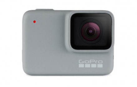 GoPro HERO7 with accessories