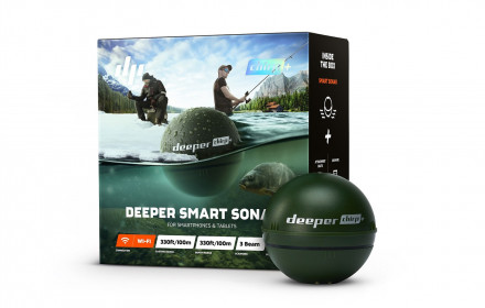 DEEPER CHIRP Plus Smart Sonar