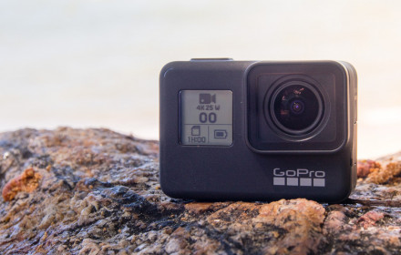 GoPro Hero 7 Black, Priedai, Dome