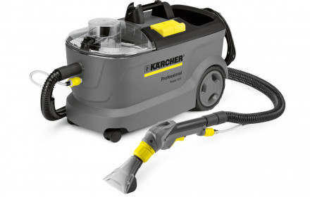 Karcher Puzzi 10/1 Upholstery cleaning