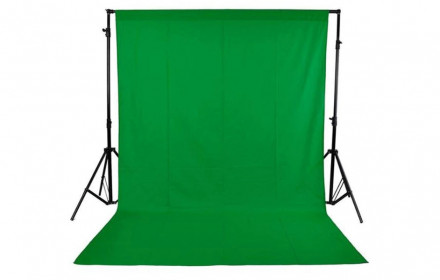 Green Screen / Žalias Fonas