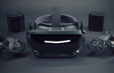 Valve index VR akiniai
