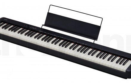 Electrical 88 key piano, battery power