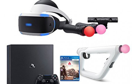 Playstation VR - Playstation 4 PRO - Aim